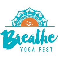 Breathe Yoga Fest Logo